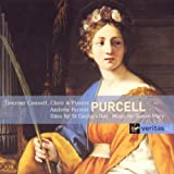 Purcell: Odes for St. Cecilia's Day - Music for Queen Mary / Taverner Consort (1999) Audio CD