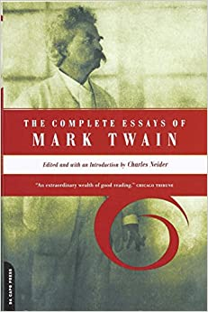 What is Man? and Other Essays, by Mark Twain - Project