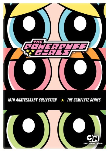 The Powerpuff Girls: The Complete Series - 10th Anniversary Collection
