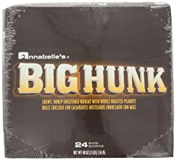 Big Hunk Singles, 2-Ounce (Pack of 24)