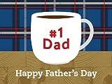Amazon eGift Card - No.1 Dad (Fathers Day)