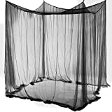 Yahee Betthimmel Moskitonetz Fliegennetz Mückenschutz für Einzel- oder Doppelbetten