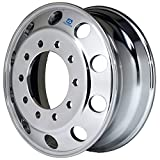 "Alcoa 19.5"" x 6"" Polished Front for Ford F450/F550 & Dodge 4500/5500 (763291)"