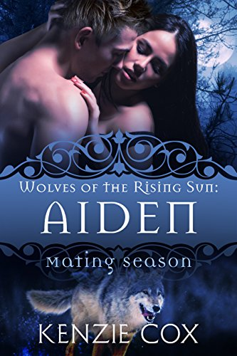 Aiden: Wolves Of The Rising Sun by Kenzie Cox ebook deal