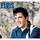 Elvis 2015 Small Wall Calendar