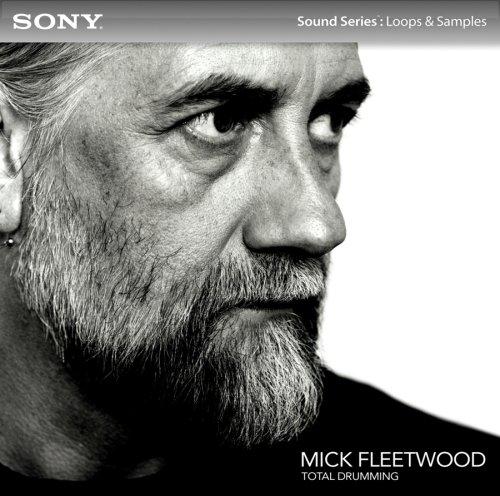 Mick Fleetwood Total Drumming
