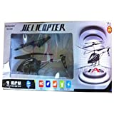 Saluja Toys Flying Helicopter / Remote Control Toy