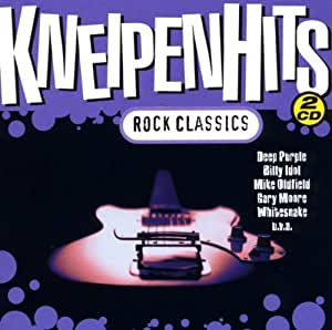 Kneipen Hits Rock Classics (2 CD)