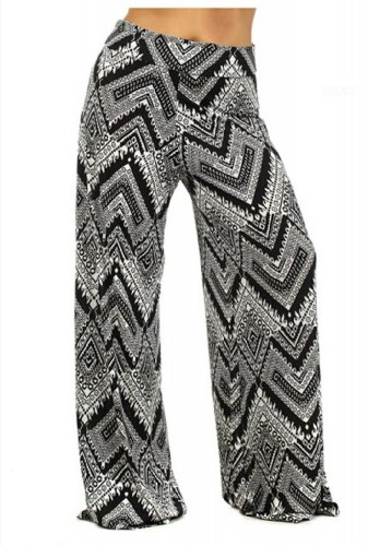 Plus Size Palazzo Pants for Women XL 2XL 3XL 4XL 5XL cover image