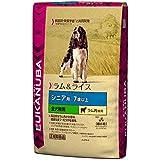 ユーカヌバ ラム&ライス 7歳以上用 シニア 超小粒 犬用 7.5kg
