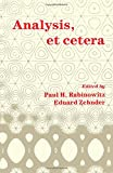 Analysis, et Cetera: Research Papers