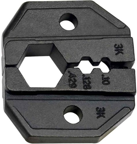 Klien Tools VDV211-043 Die Set for VDV200-010 RG8/11/174/179/213 Coaxial Cable Replacement Ratcheting Crimping Frame