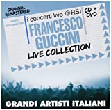 Live collection cd + dvd francesco guccini
