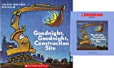 Goodnight, Goodnight, Construction Site Book & CD