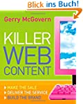 Killer Web Content: Make the Sale, De...