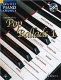 Schott Piano Lounge - Pop Ballads: 16 bekannte Pop-Balladen incl - CD - Carsten Gerlitz