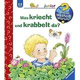 """Wieso? Weshalb? Warum? junior 36: Was kriecht und krabbelt da?von """"Irmgard Eberhard"""""""