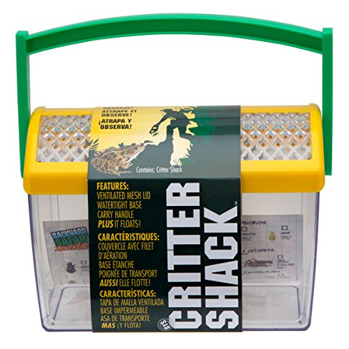 Backyard Safari Critter Shack (Bug Houses For Kids compare prices)
