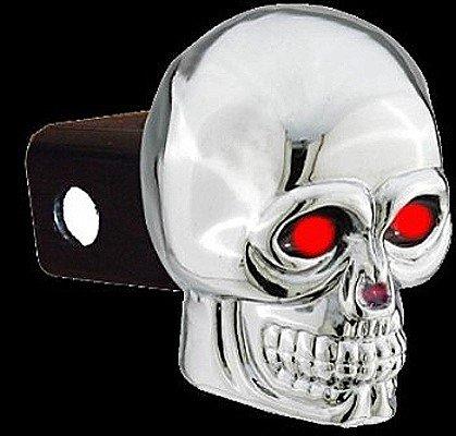Bully CR018 LED Skull Hitch Cover