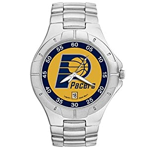 NSNSW22840Q-Indiana Pacers Watch - Mens Pro Ii Nba Sport by NBA Officially Licensed