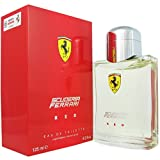 FERRARI SCUDERIA Red Eau de Toilette spray 125 ml