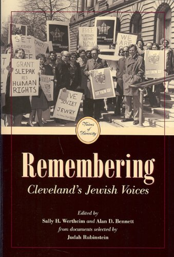 Remembering: Cleveland's Jewish Voices (Voices of Diversity)