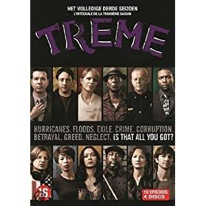 The Treme - Saison 3