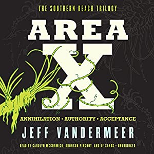 Area X Audiobook