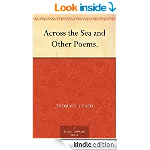 Across the Sea and Other Poems.
