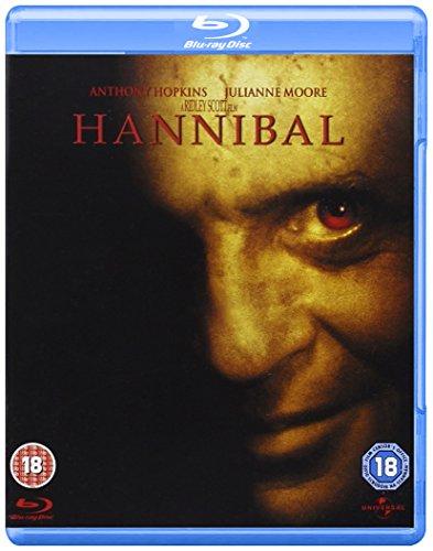 ハンニバル / Hannibal ブルーレイ (日本語字幕・吹替なし) [Blu-ray] [Import]