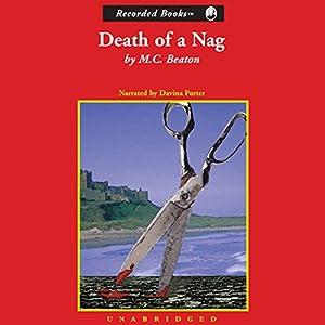 Death of a Nag Hörbuch