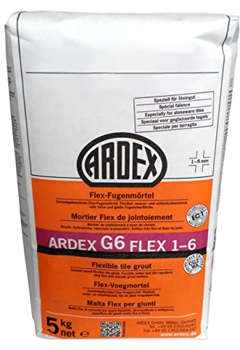 ardex g6 flex fugenm rtel 1 6mm 5kg farbe jasmin f r innen und aussen. Black Bedroom Furniture Sets. Home Design Ideas