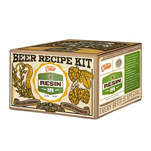 Craft a Brew Craft Brewer Series Sixpoint Resin IIPA Beer Recipe Kit (Malt Extract Ipa compare prices)