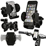 ITALKonline Universal Bicycle Cycle Holder Attachment for Universal CRI-8 Advanced Bicycle Holder For Samsung i9100 Galaxy S2