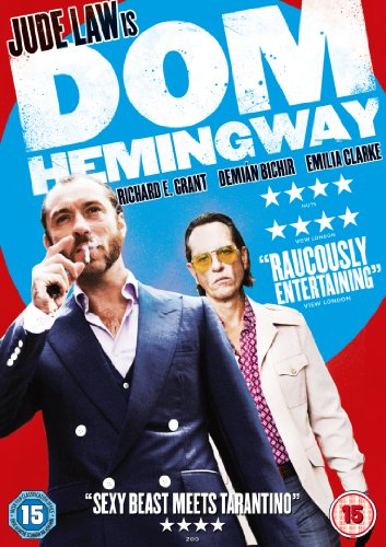 Dom Hemingway [DVD] [2013]