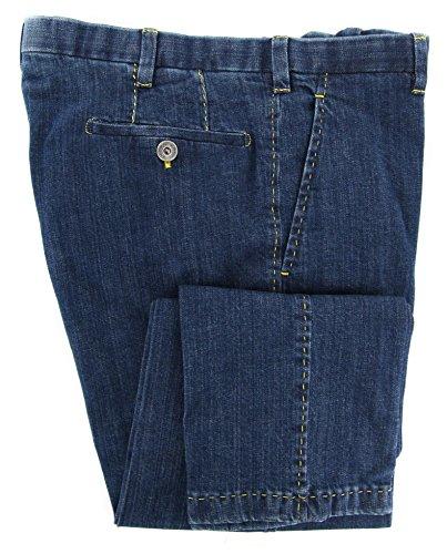 new-cesare-attolini-blue-jeans-extra-slim-38-54