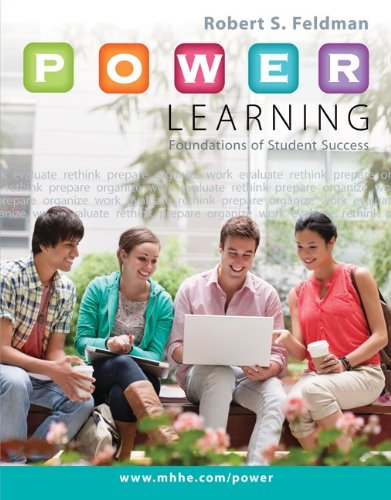 P.O.W.E.R. Learning: Foundations of Student Success and Connect Plus package