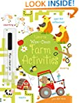 Wipe-Clean Farm Activities/Wipe-Clean