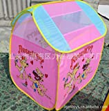 @theia Collapsible Foldable Children's Pop Up Tent Ball Pool Pit Fun Toy Kids Pink