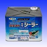 アサヒペン:強浸透性水性シーラー 透明(クリヤ)7L 型式:458186