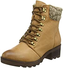 New Look Donut Hiker Boot, Women's Combat Boots