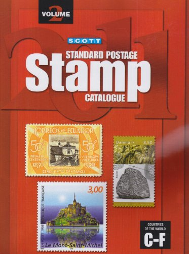Scott 2011 Standard Postage Stamp Catalogue, Vol. 2: Countries of the World- C-F