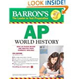 Barron's AP World History, 5th Edition