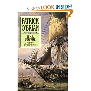 H. M. S. Surprise - Patrick O'Brian