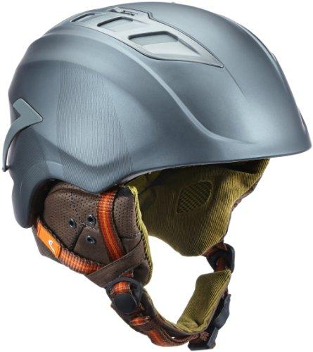 HEAD Herren Skihelm Sensor, Anthracite, 56 - 59 cm, 324223