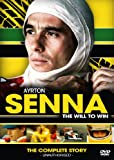 Ayrton Senna - The Will To Win [2009] [DVD]