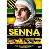 NEW Ayrton Senna: The Will To Win (DVD)