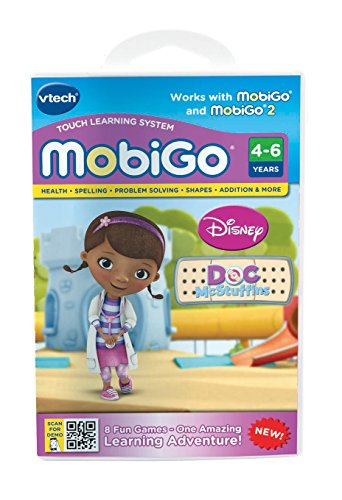 VTech MobiGo Software Cartridge - Doc McStuffins (Mobigo compare prices)