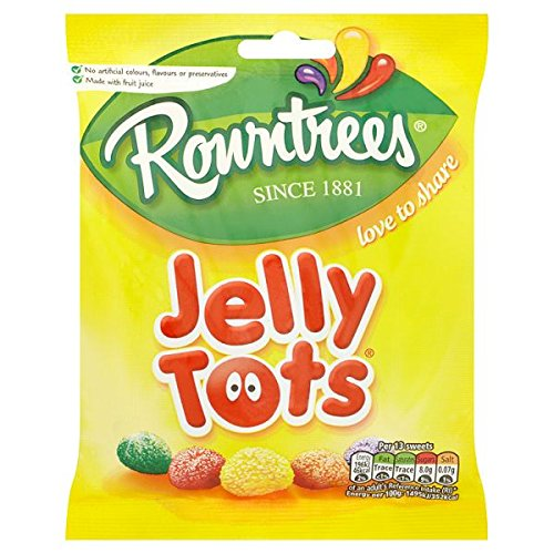 British Maynard's Jelly Tots - Case Of 12 x 160g Bags (British Jelly compare prices)