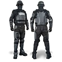 Damascus FX1 FlexForce Modular Hard Shell Full Body Crowd Control System, X-Large
